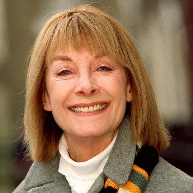 Jean Marsh says she's up for a huggle from Hugh Bonneville