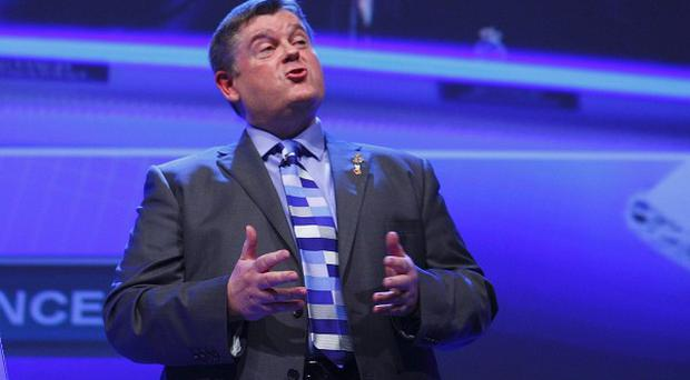 Police Federation chairman Paul McKeever has warned of protests over job cuts