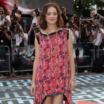 Marion Cotillard is expecting a baby