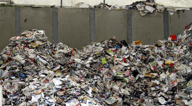 The recycling contracts are valued at £500m over 25 years