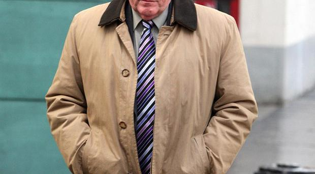 Stanley McCombe lost his wife Ann in the Omagh bombing