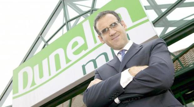 Will Adderley, chief executive of Dunelm Mill.