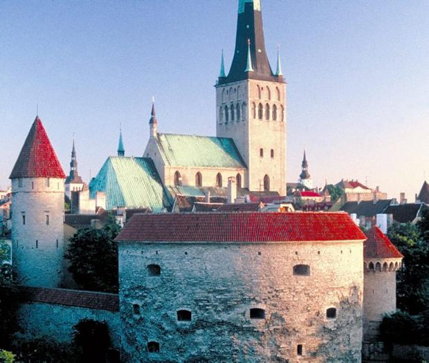 For Estonia, the euro is better protection than Nato