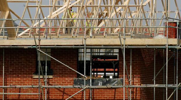 Most construction companies in Northern Ireland anticipate less work this year