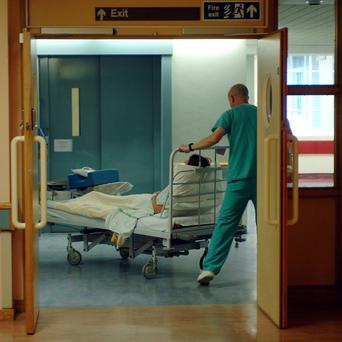 Medical negligence proceedings are to be taken against a health trust after a man fell to his death from a hospital window in north Belfast