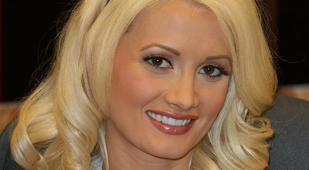 Holly Madison is concerned about Hugh Hefner's engagement