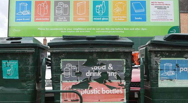 The Institution of Civil Engineers has warned that recycled goods could still end up back in landfill sites