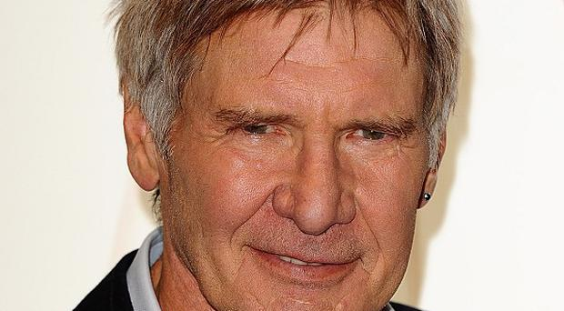 Harrison Ford reckons men suffer from ageism in Hollywood too
