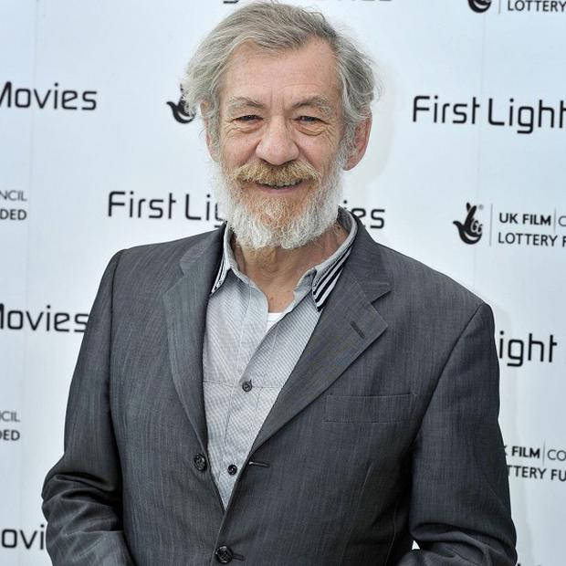 Sir Ian McKellen had to make sure that filming on The Hobbit would fit in with his other projects