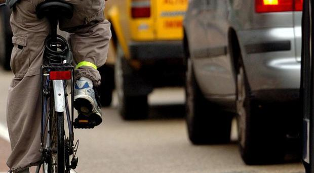 Road safety grants are among the programmes facing reduced spending