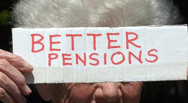 Civil Service pensioners have branded a deal on equal pay 'morally indefensible'