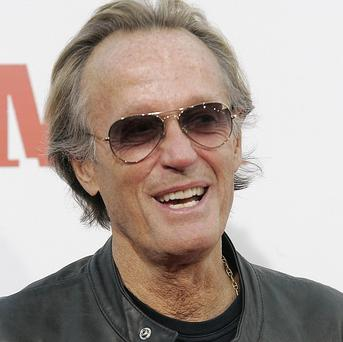 Peter Fonda discovered a dead body in a car parked on the side of Sunset Boulevard