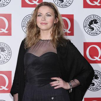 Charlotte Church has been criticised by Kimberley Walsh
