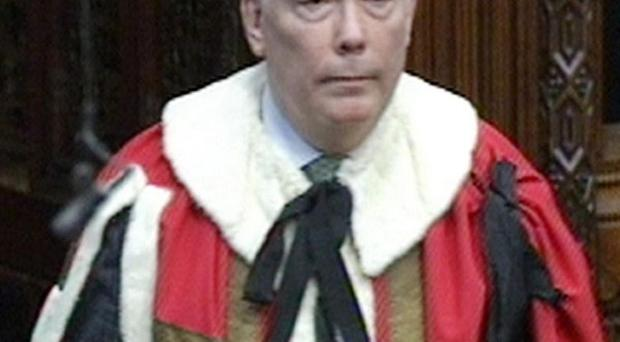 Julian Fellowes has taken up his House of Lords seat