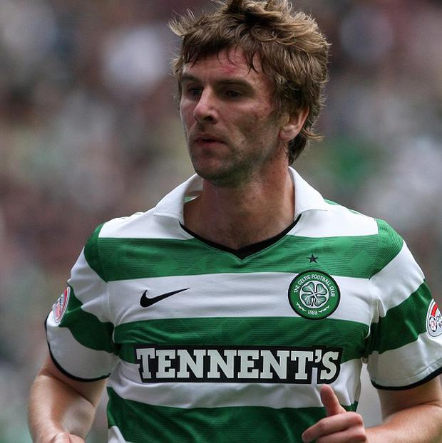 Bullets have been sent to Celtic player Paddy McCourt, police said