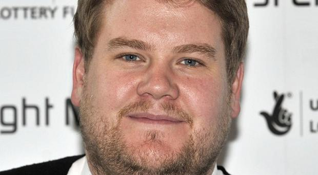 James Corden is hosting this year's Brit Awards