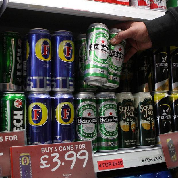 Most supermarket workers claim boredom leads to mistakes and drinking, a study says