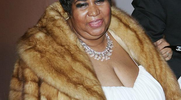 Aretha Franklin has said she is doing well after recent surgery