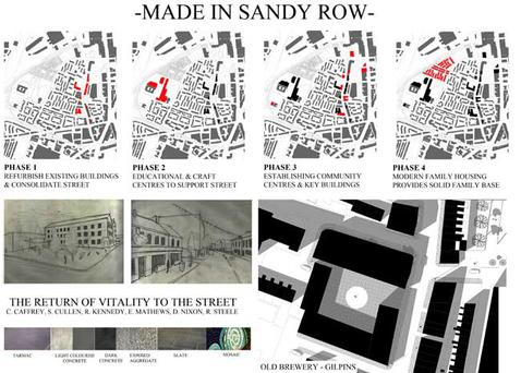 Sandy Row - Made in Sandy Row