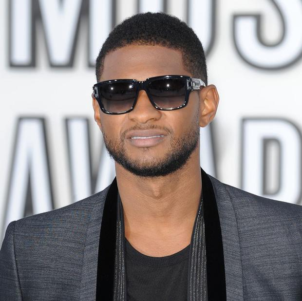 Usher had to put back the start of his European tour by a day