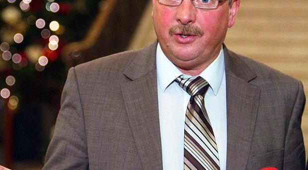Stormont finance minister Sammy Wilson has said banking jobs in Northern Ireland need to be protected