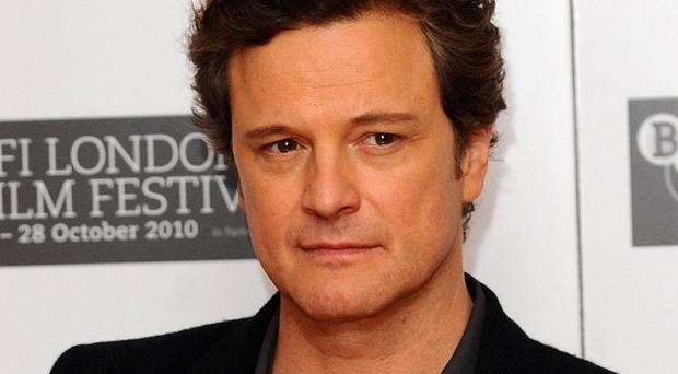 Colin Firth is hot favourite to be the big winner at tonight's Golden Globes