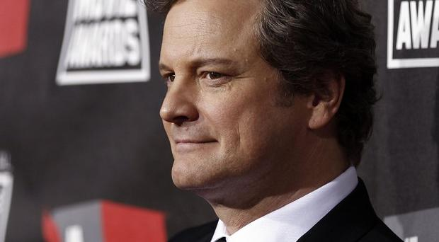 Colin Firth took the honours in the best male actor category at the Critics' Choice Movie Awards (AP)