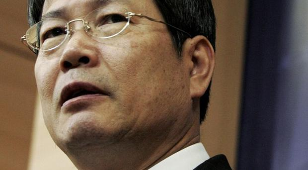 South Korean nuclear envoy Chun Yung-woo has issued a warning on the North's nuclear weapons programme cost (AP)