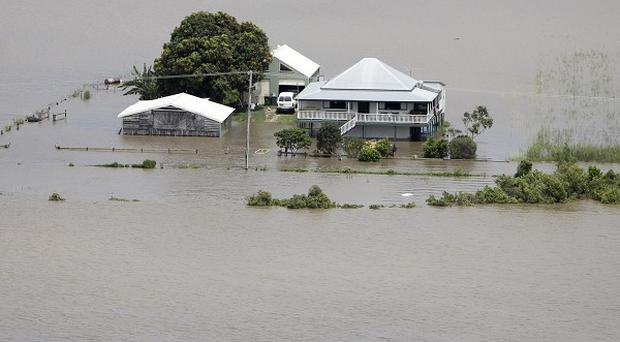 Rural communities in Australia are bracing themselves for more floods (AP)