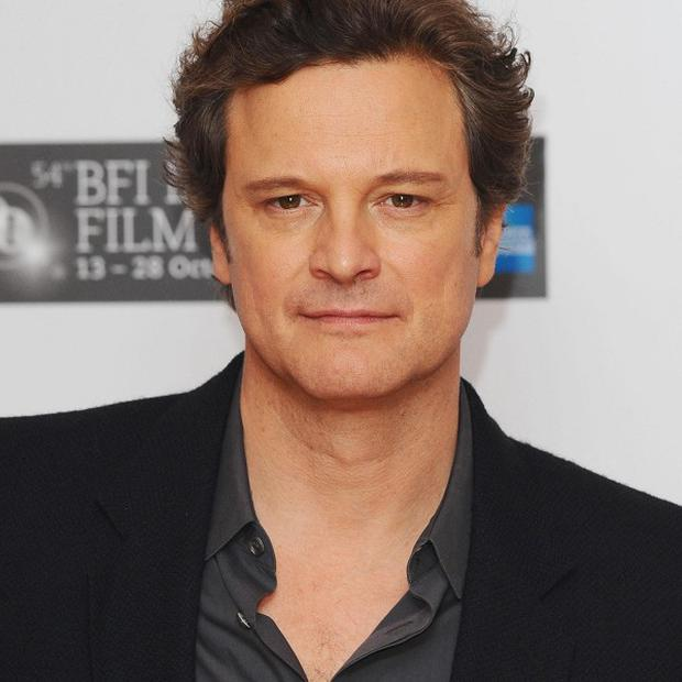 Actor Colin Firth will be hoping to extend his winning streak in the Baftas over his role as George VI in The King's Speech
