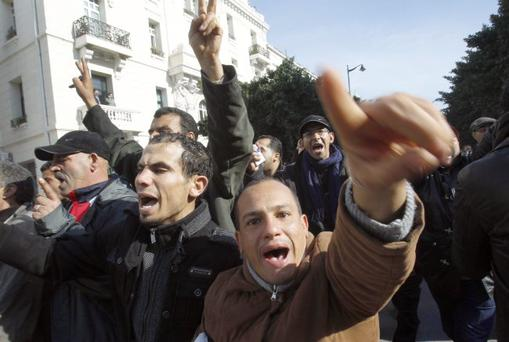 Present danger: Rising prices are in part to blame for Tunisia's riots