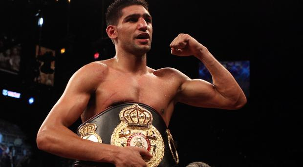 Amir Khan will not be facing Paul McCloskey.
