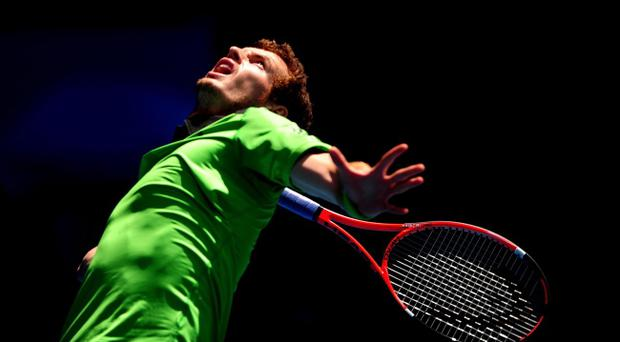 Andy Murray faces Illya Marchenko in the Australian Open after getting past Karol Beck.