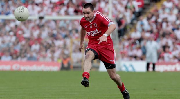 Ryan McMenamin and his Tyrone team-mates are back in action in tonight's McKenna Cup match against UUJ, following the emotional funeral of Michaela McAreavey on Monday afternoon.
