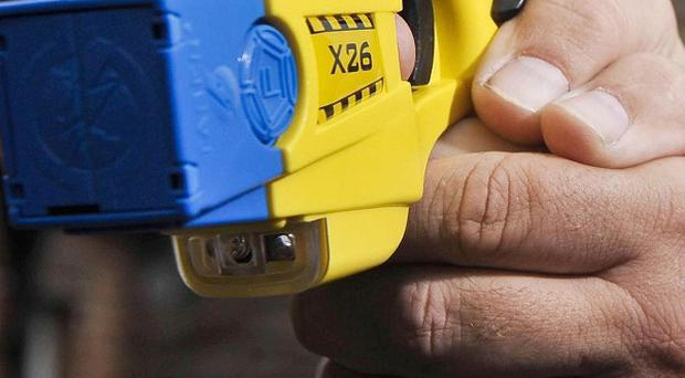 An eight-year-old girl has lost a legal bid to block police taser use