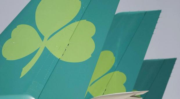 Aer Lingus has been forced to cancel some services in a dispute with cabin crew over a change to working hours