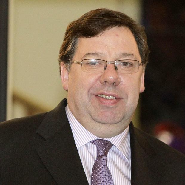 Taoiseach Brian Cowen will lead Fianna Fail in the last days of Government after surviving a plot to oust him