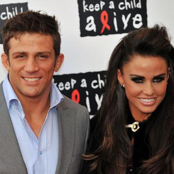 Katie Price has announced her separation from cage fighter husband Alex Reid