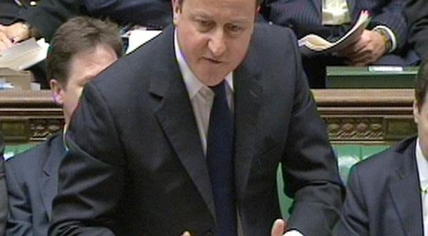 The Prime Minister has admitted that rising unemployment is a 'huge concern'