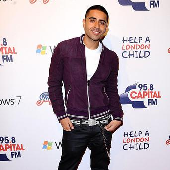 Jay Sean is giving young fans music advice