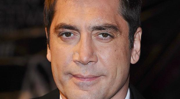 Javier Bardem is proud of his Academy Award
