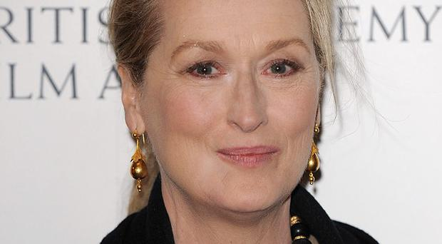 Meryl Streep visited the House of Commons