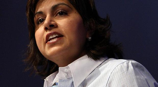 Baroness Warsi is set to warn against anti-Muslim prejudice in the UK