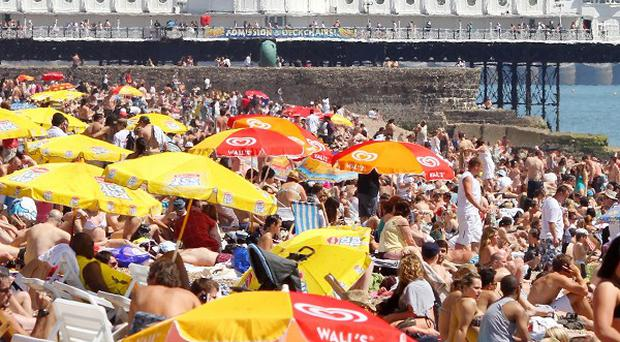 2010 was the second-warmest year on record, according to the Met Office