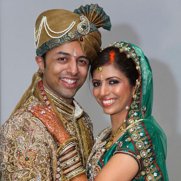 Shrien Dewani and wife Anni