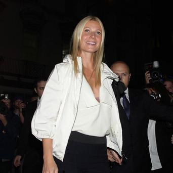 Gwyneth Paltrow says her marriage has its ups and downs