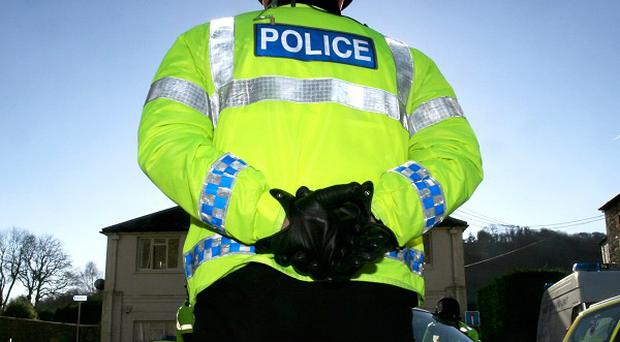 The number of crimes recorded by police fell last year, new figures show