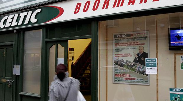 More than half the branches of Celtic Bookmakers have been saved