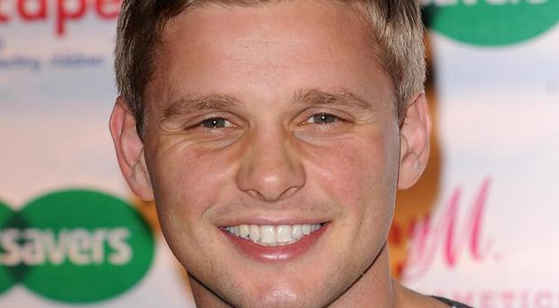 Jeff Brazier has rubbished rumours of a romance with Kerry Katona