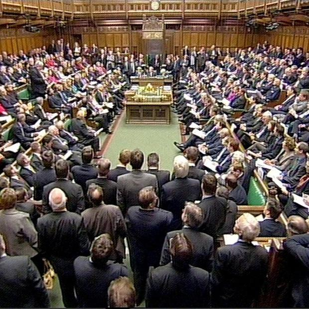 MPs are to be asked to give up a one per cent pay rise
